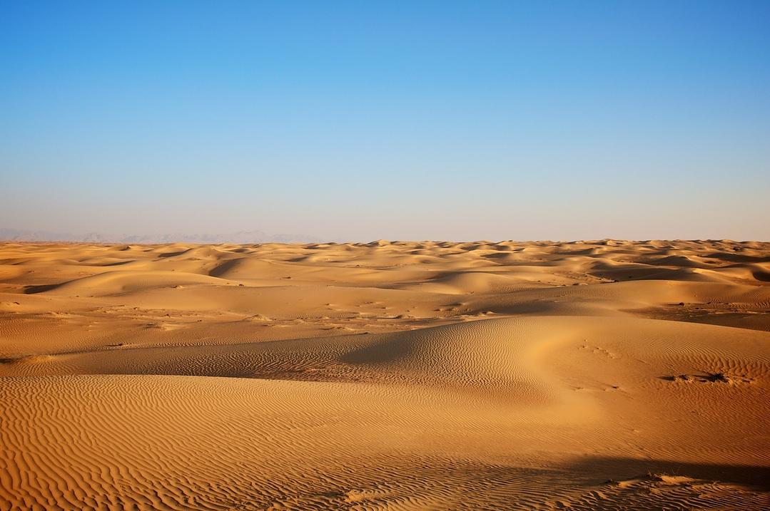 Still Small Voice in the Desert