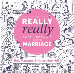 The Really Really Busy Person's Book On Marriage Cover