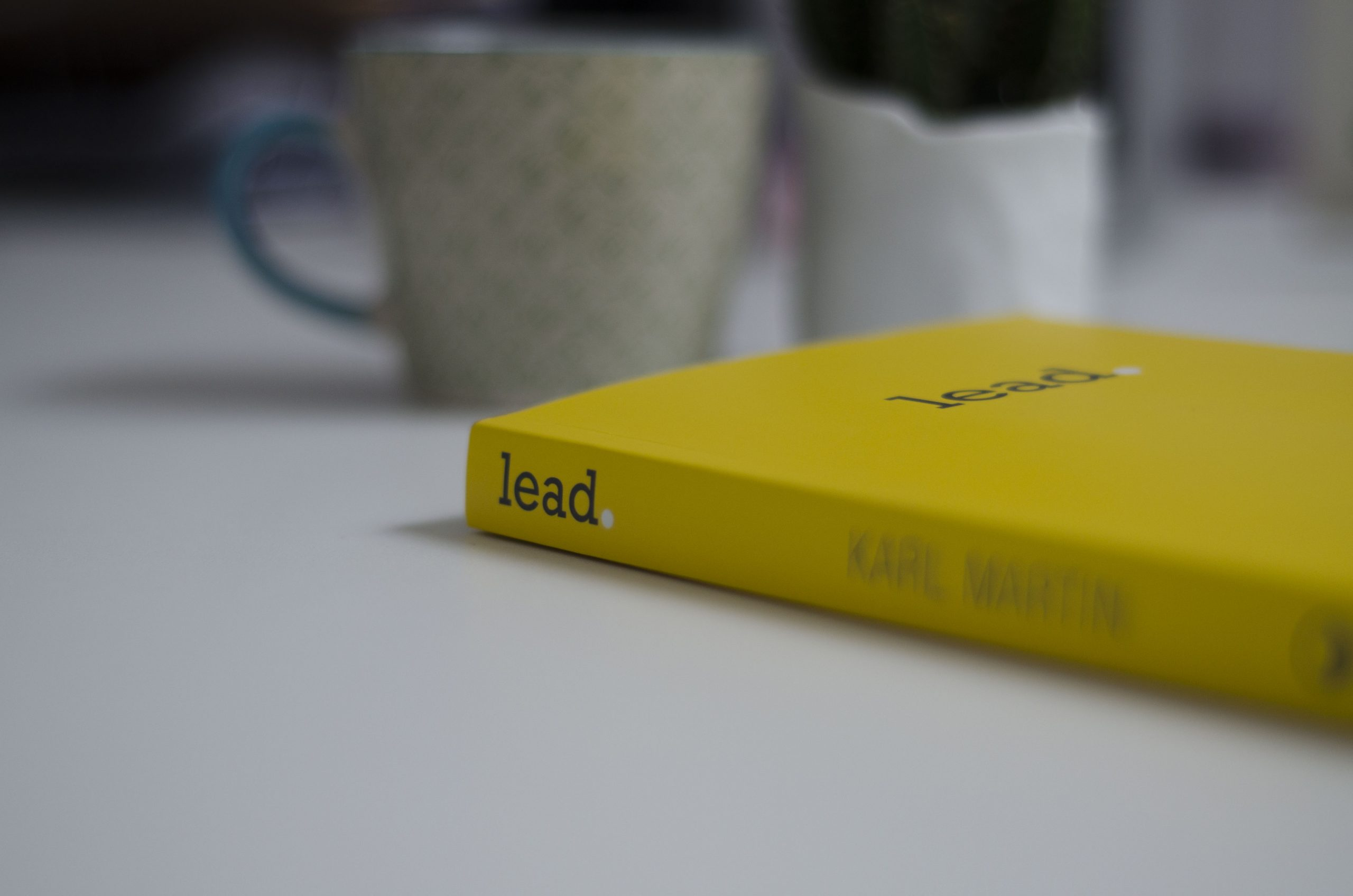 Lead by Karl Martin