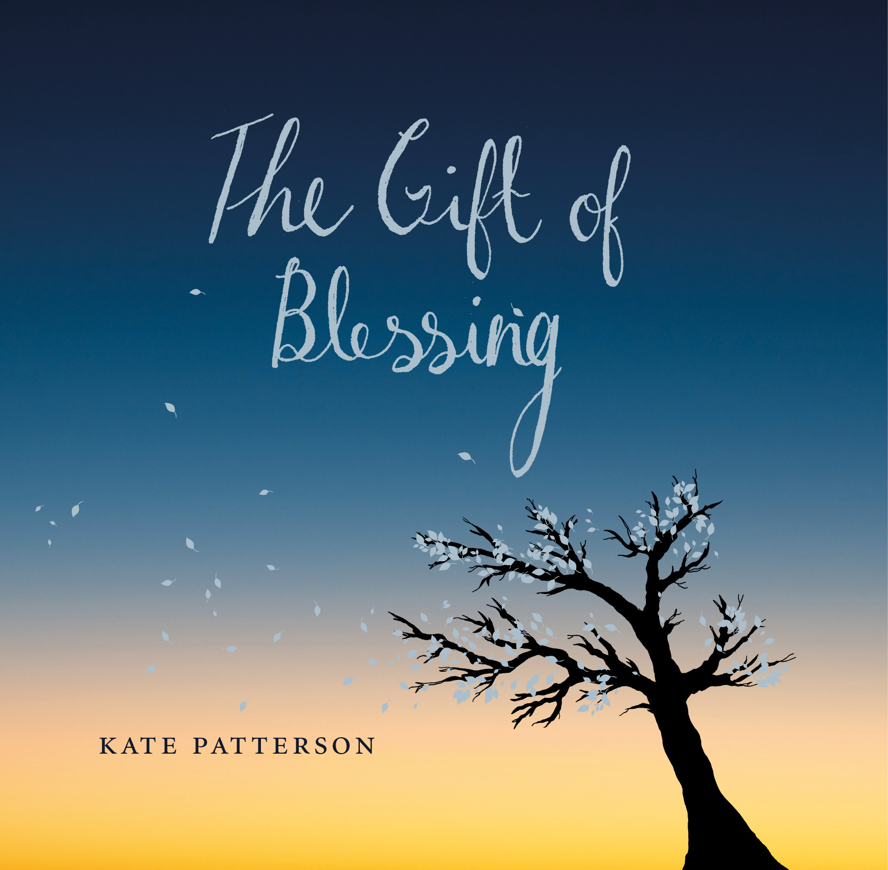 The Gift of Blessing Cover