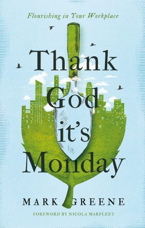 Thank God it's Monday Cover