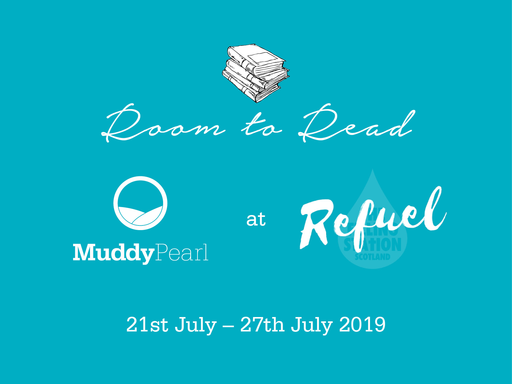 Muddy Pearl at Refuel 2019