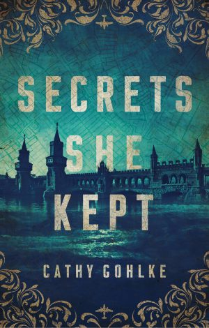 Secrets She Kept cover