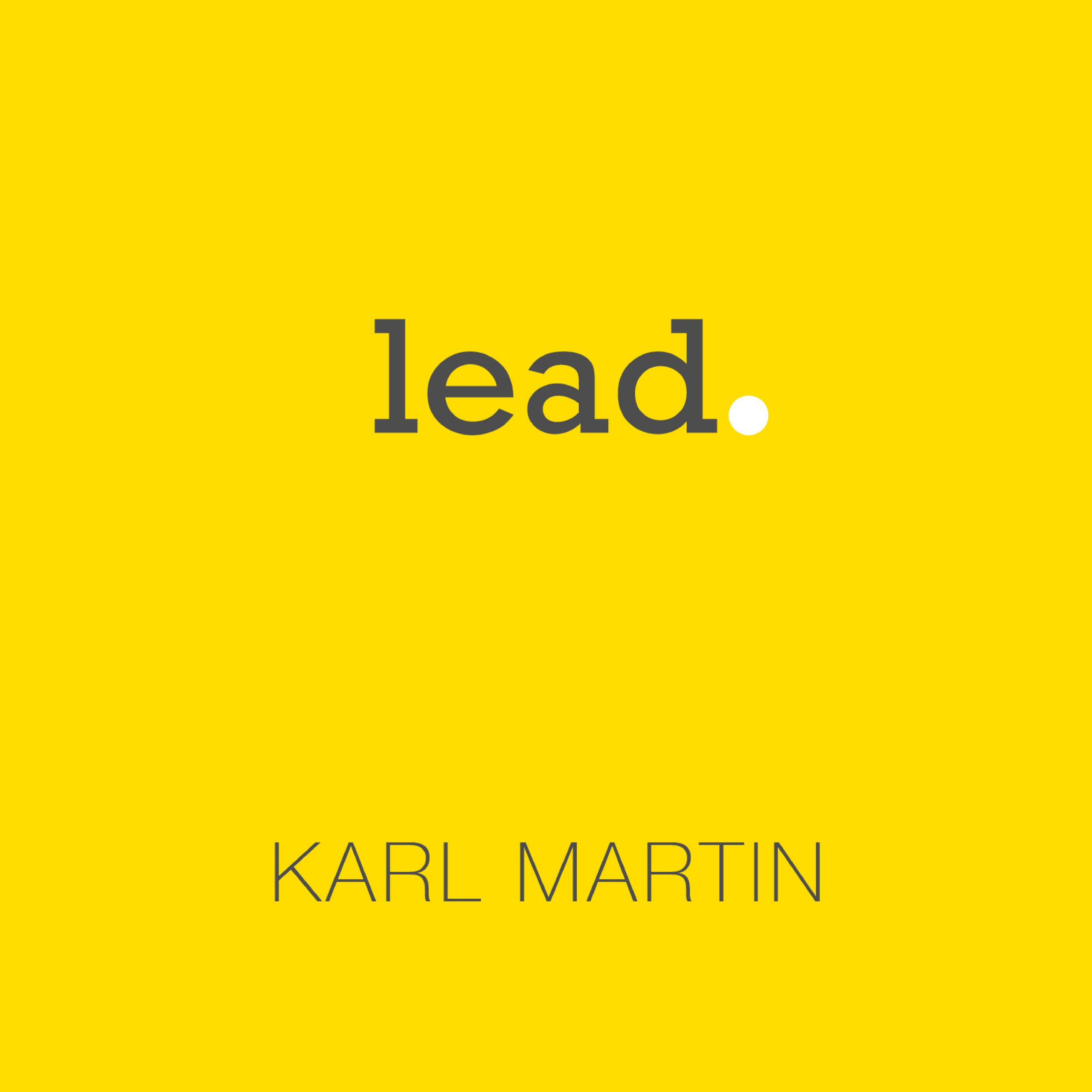 Just launched: Lead audiobook
