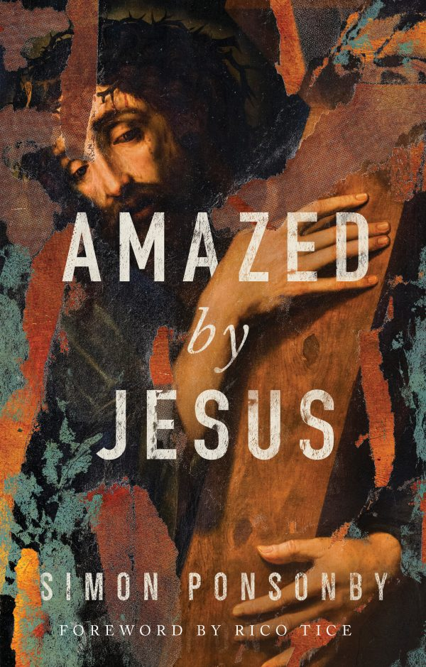 Amazed by Jesus cover