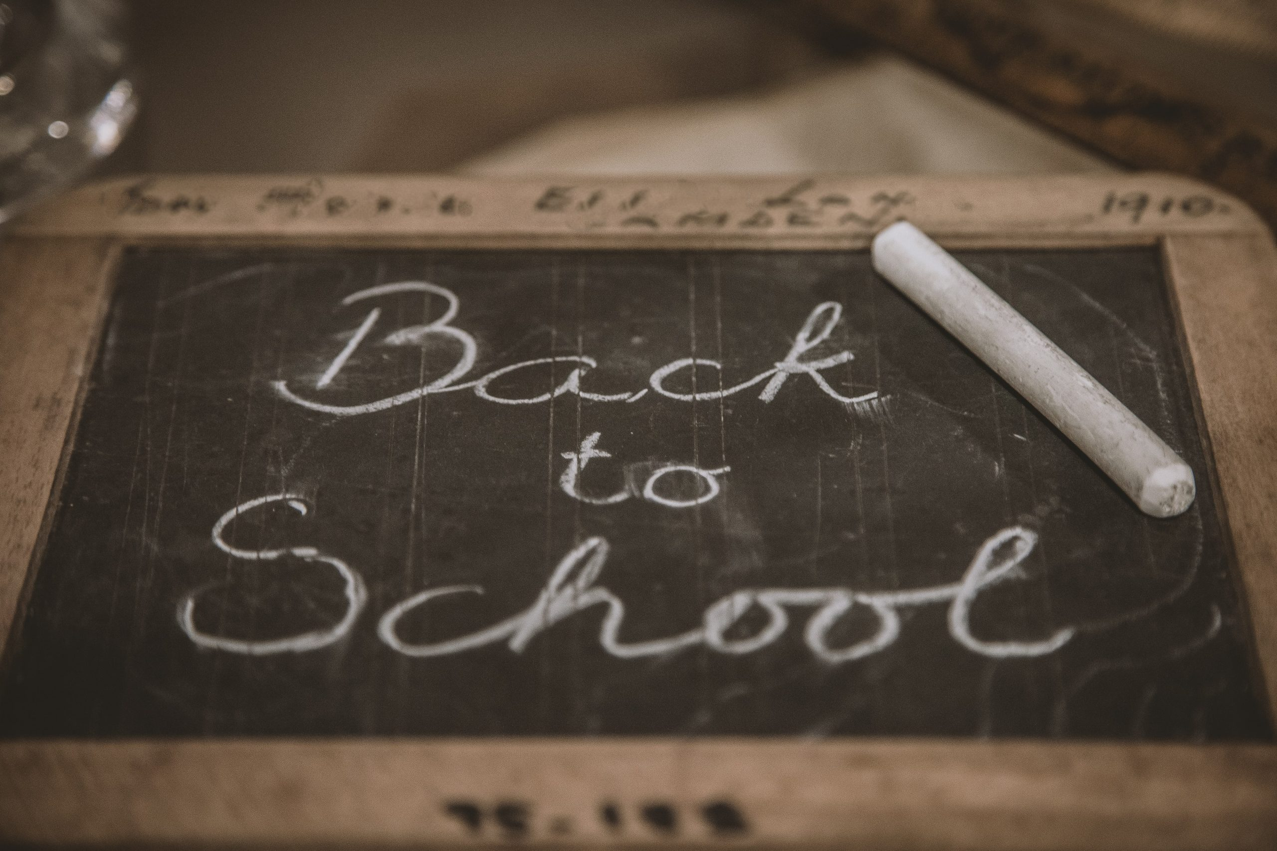 Managing 'back to school' anxieties